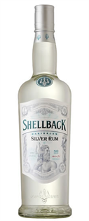 Shellback Rum Silver 750ml - Case of 12